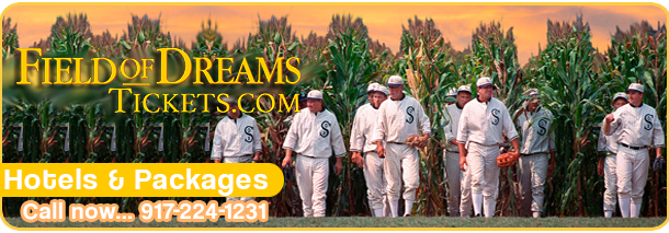 Book now Fieldof dreams Hotels, last minute deals on hotels and packages only @ 14sb.com click here to book!