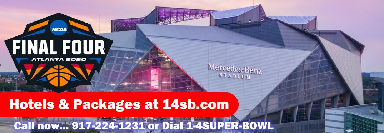 Get NCAA Final Four - hotel best deals here! -supereventhotels.com