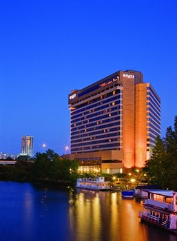 Hyatt Regency Austin - Formula One Hotels in Austin