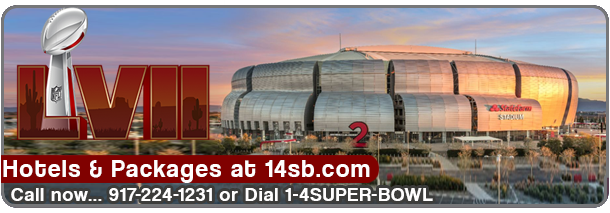 Click Here & Get Ready for Super Bowl LII in Minnesota, Minneapolis - U.S. Bank Stadium 2018