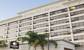 Book The DoubleTree by Hilton Hotel New Orleans Airport for All Star Games - click here!