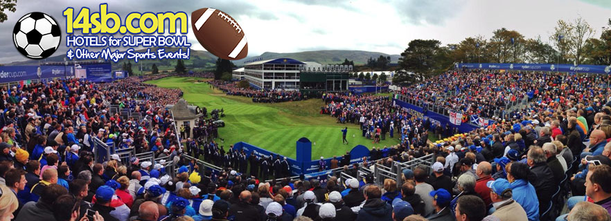Book now! Ryder cup 2016 Hotels and packages
