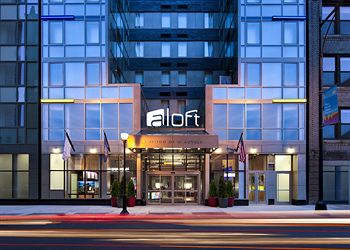 Aloft New York Brooklyn  - Super Bowl 2014 Hotel
