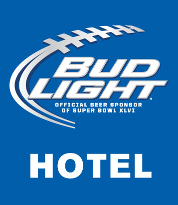 BUD LIGHT HOTEL - Super Bowl Hotels 2014