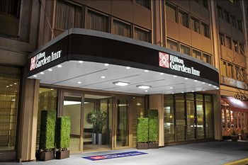 Hilton Garden Inn Times Square - Super Bowl 2014 Hotel