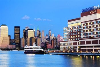 Hyatt Regency on the Hudson - Super Bowl Hotels 2014