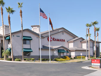 Book The Ramada Glendale  for the Superbowl 2015 now!