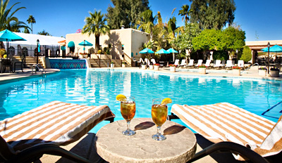 Book the Scottsdale Plaza Resort for Superbowl XLIX now!!! few rooms available