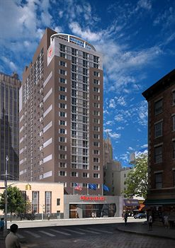 Sheraton Tribeca New York Hotel - Super Bowl Hotels 2014
