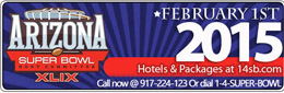 Super Bowl 2014 Hotels