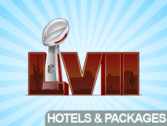 Book 5-STAR LUXURY & budget Super Bowl Hotels - click here