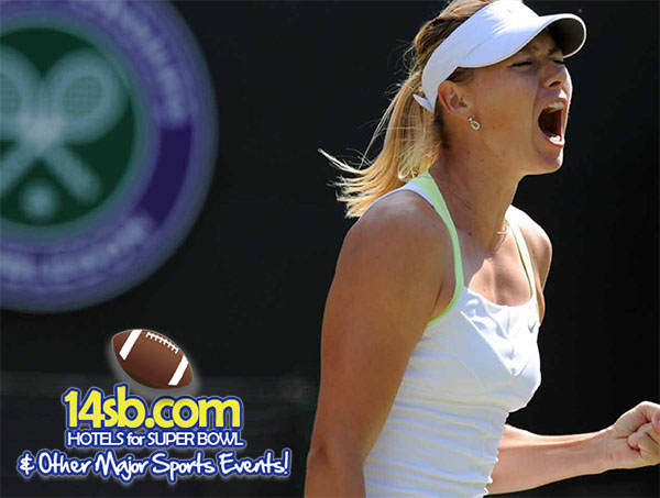 Book Tennis - Wimbledon Championships 2015 Hotels, best prices, hard to find dates at 14sb.com