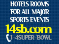 14sb.com - Book Hotels for all major Sports Events