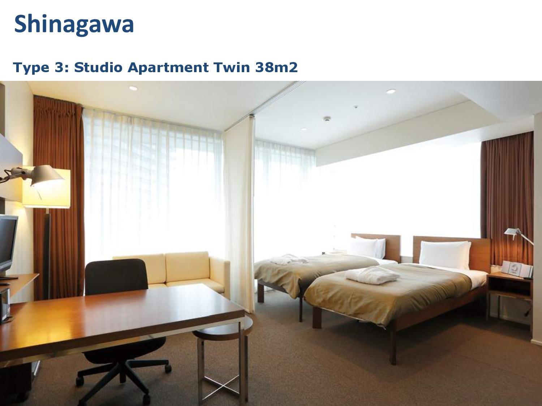 Shinagawa Apartments - Tokyo 2020 Olympics